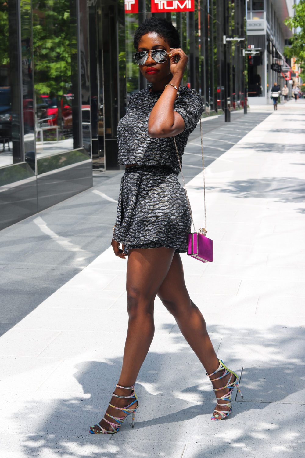 style synopsis skort two piece