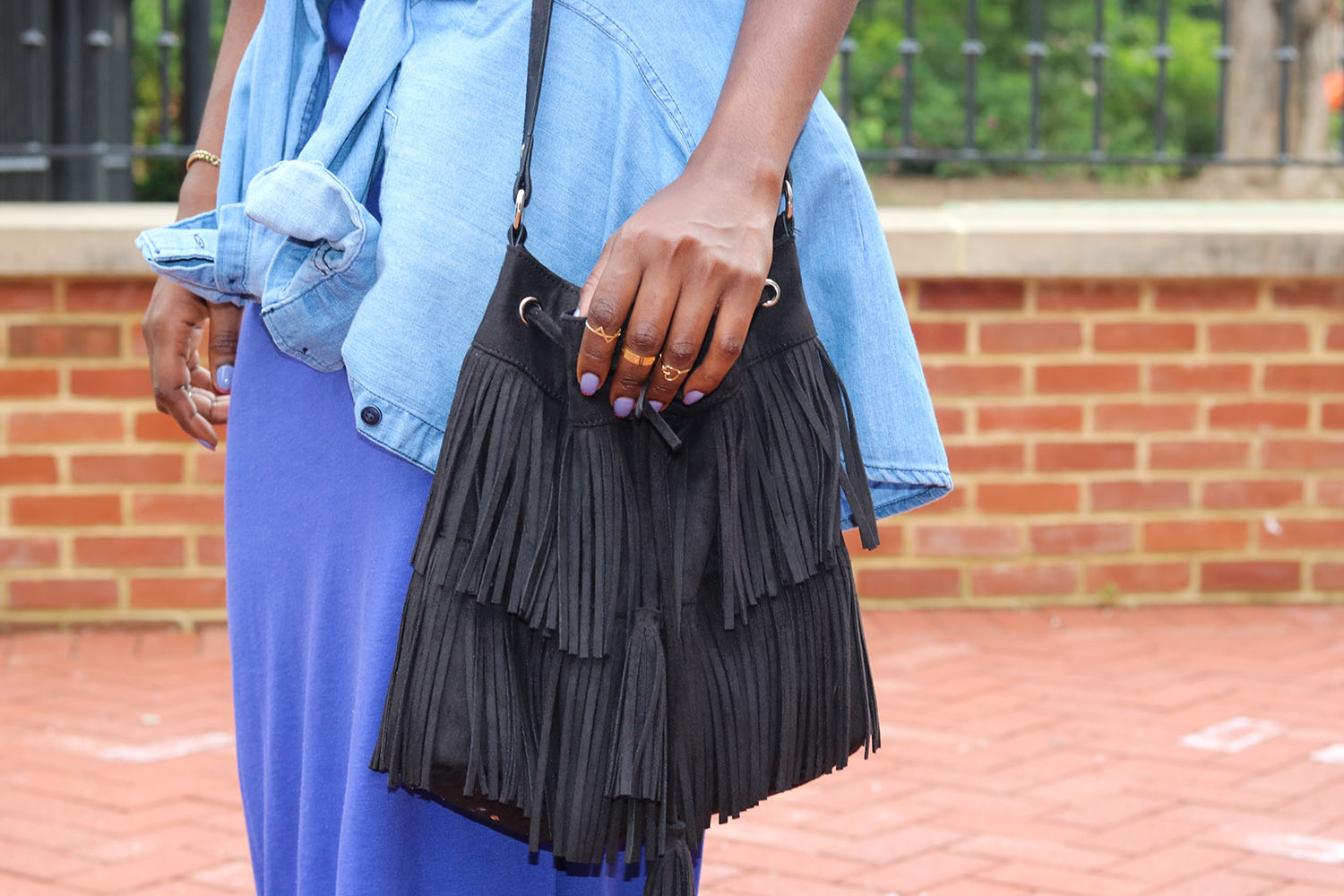 style synopsis bucket cross bag
