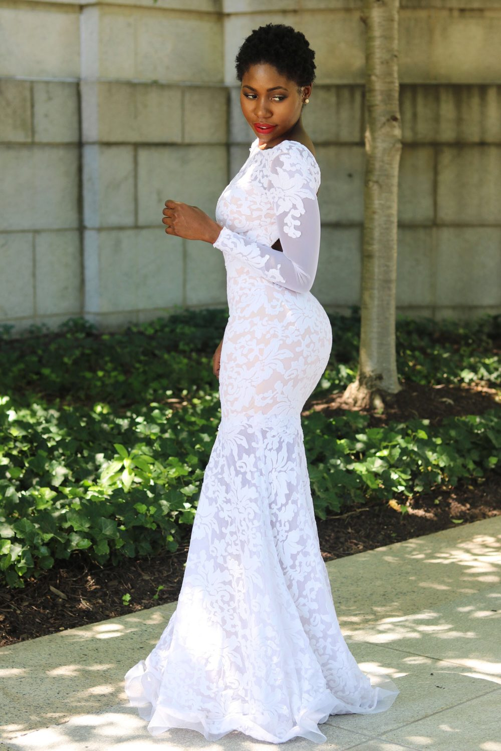 style synopsis wedding look