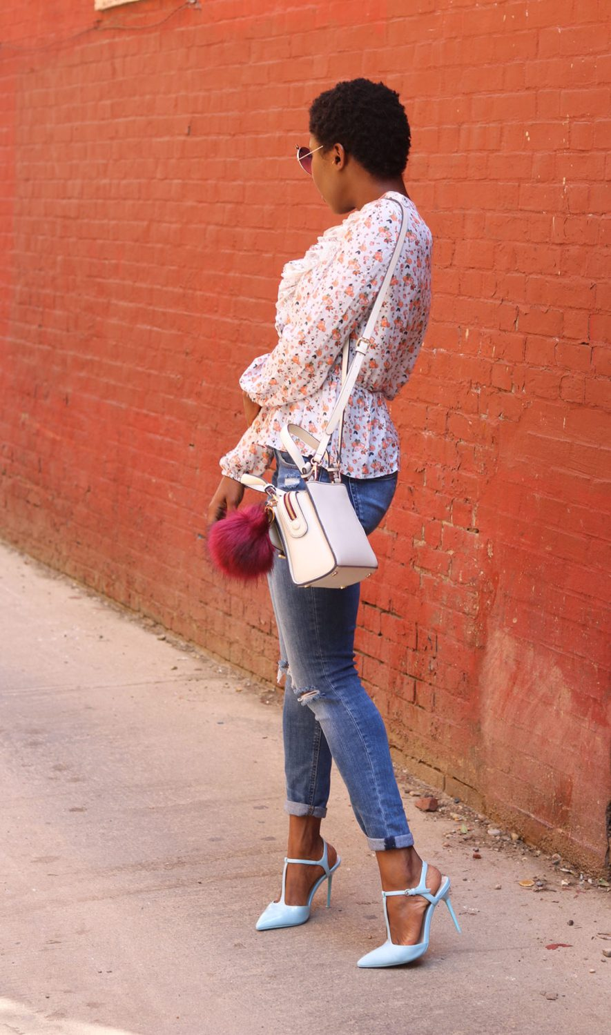 style synopsis multicolored look