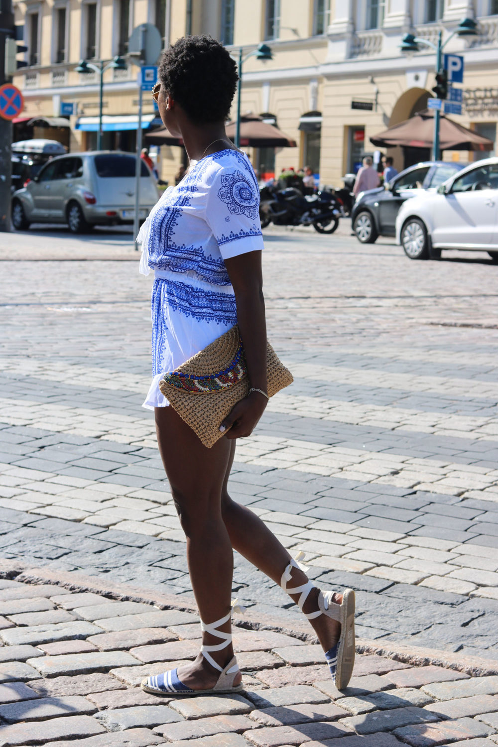 style synopsis summer rompers