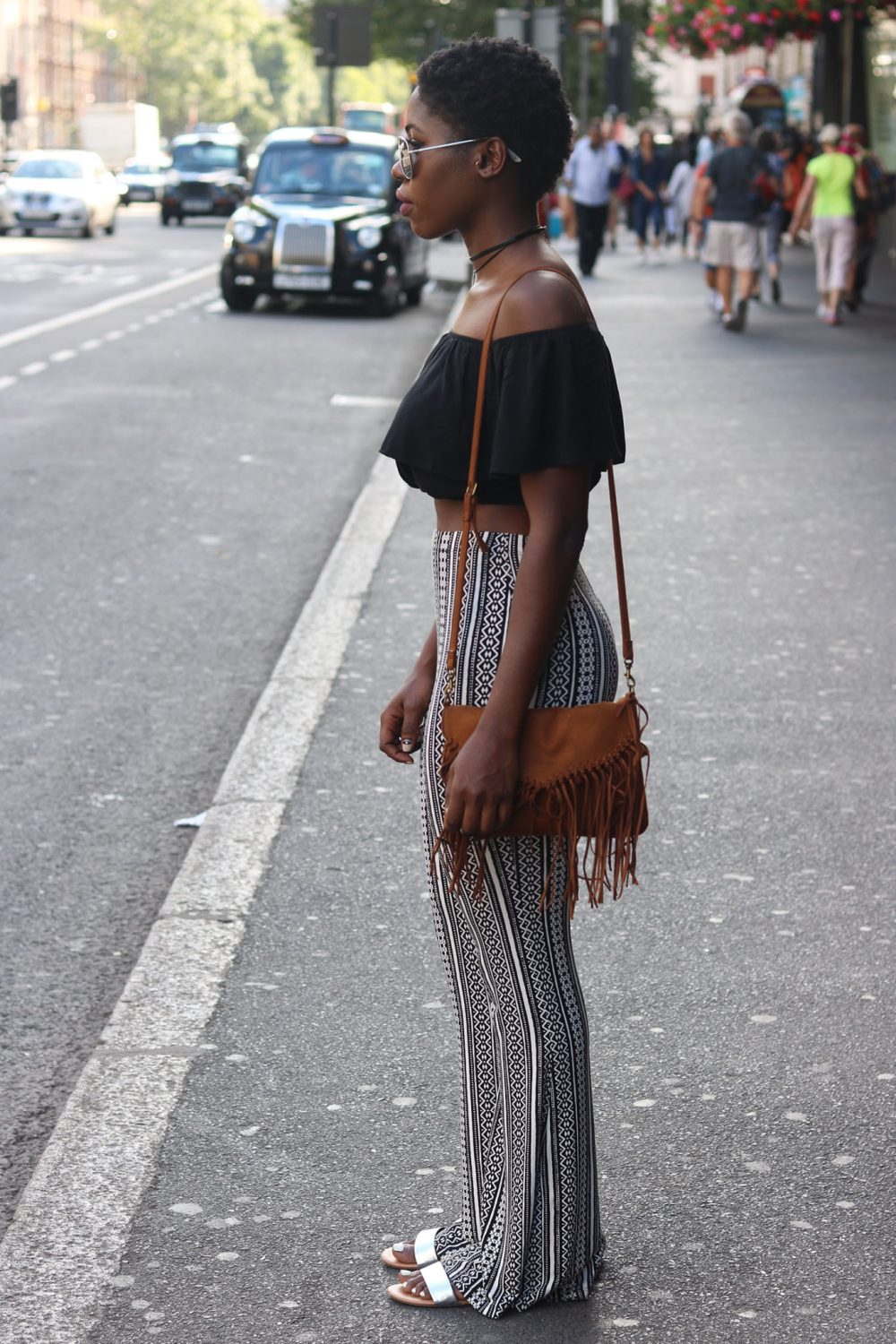 style synopsis London street style