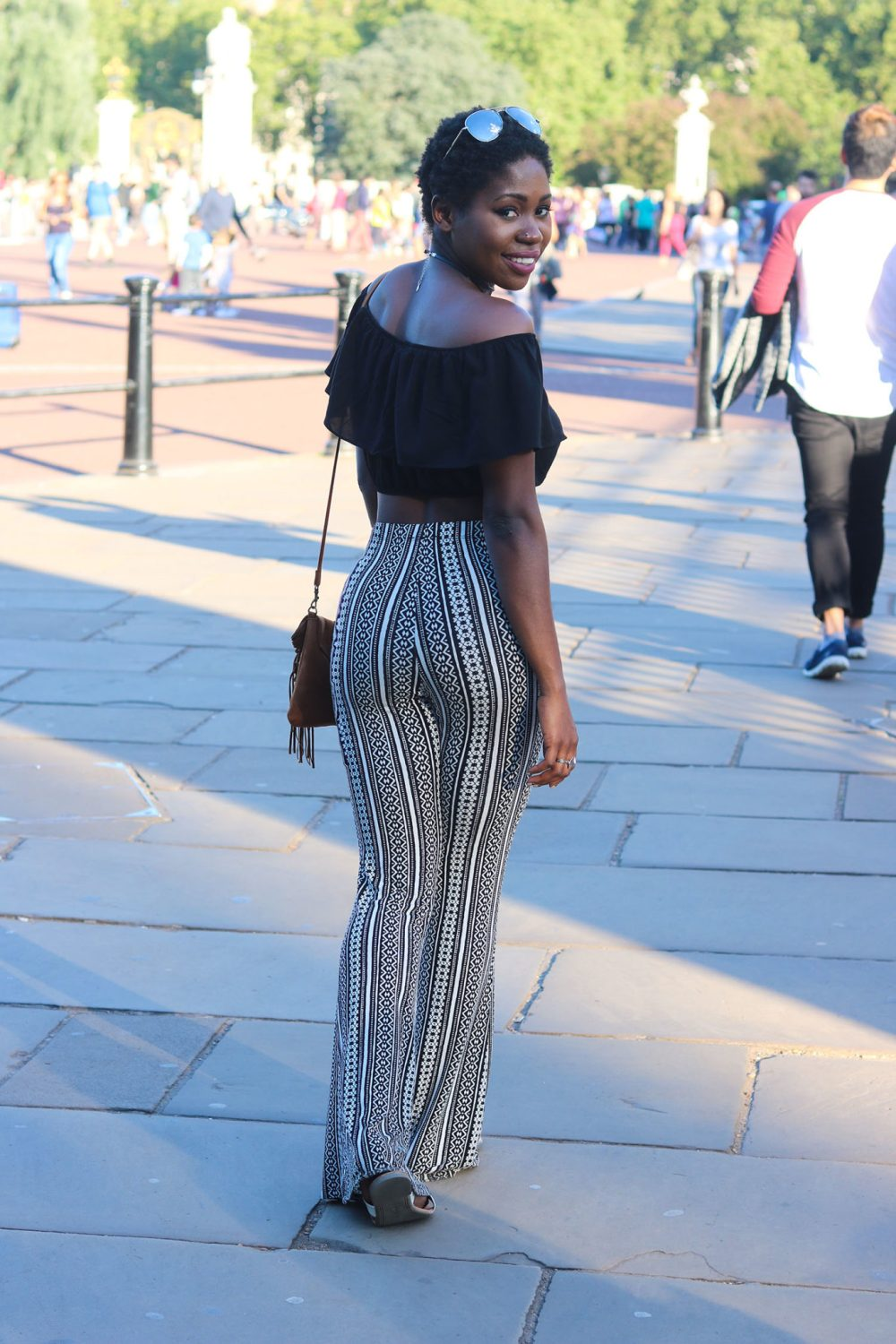 style synopsis flare pants