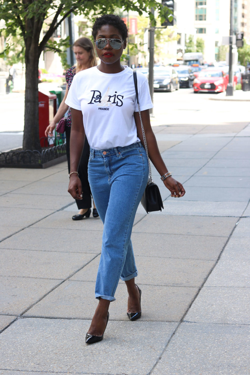 style synopsis-mom-jeans-chic-styles