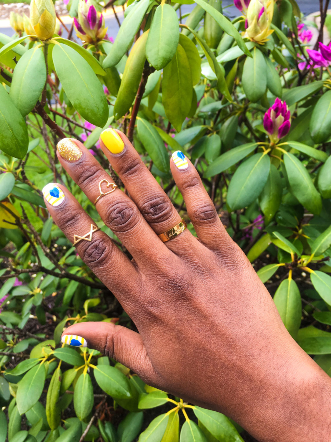 style synopsis summer nail designs