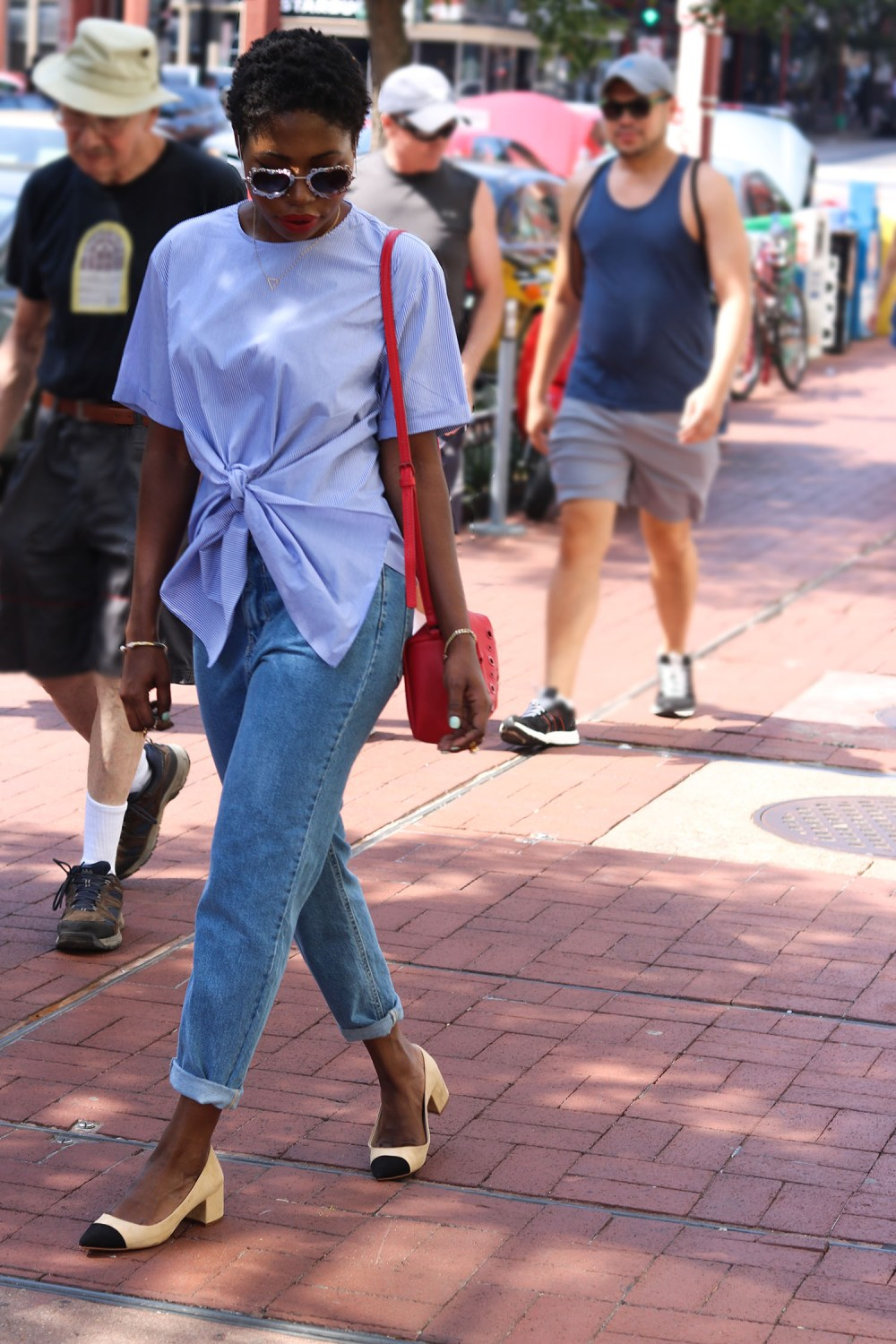style synopsis summer street styles