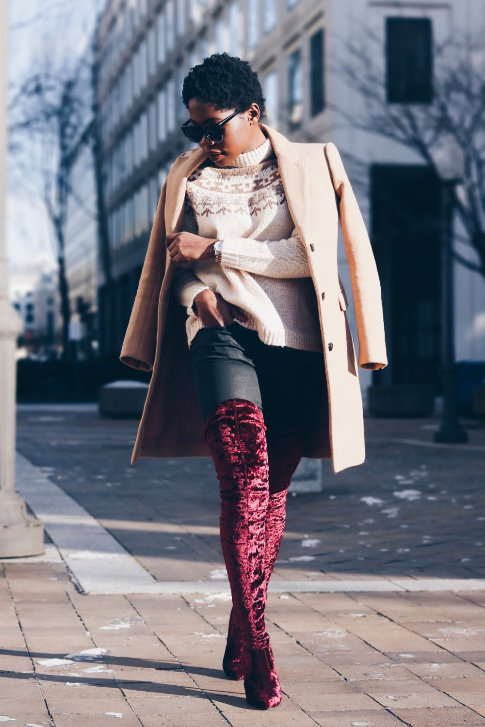 style-synopsis-trench-coat-velvet-knee-high-boots-look