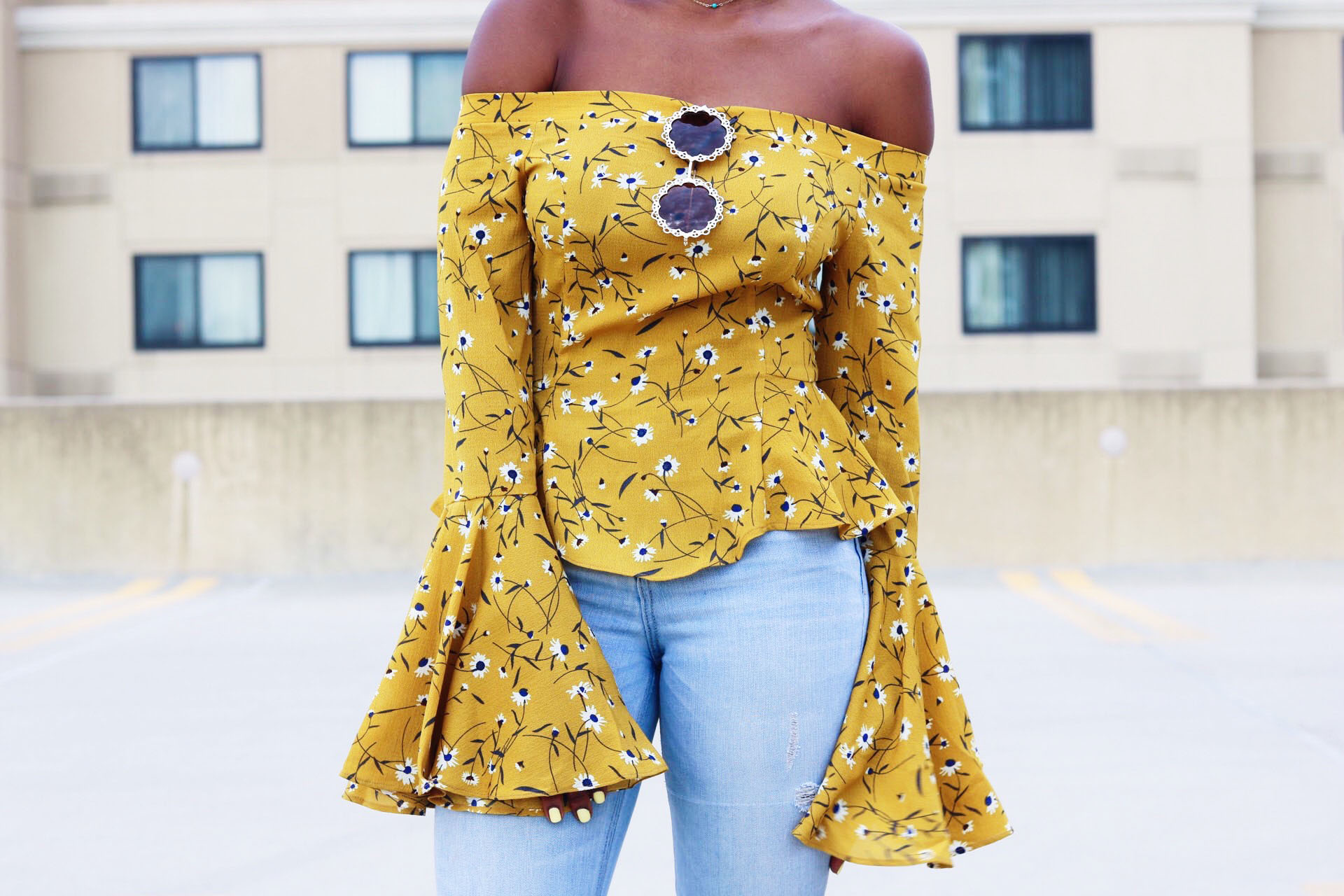 style-synopsis-bell-sleeved-off-shoulder-floral-top