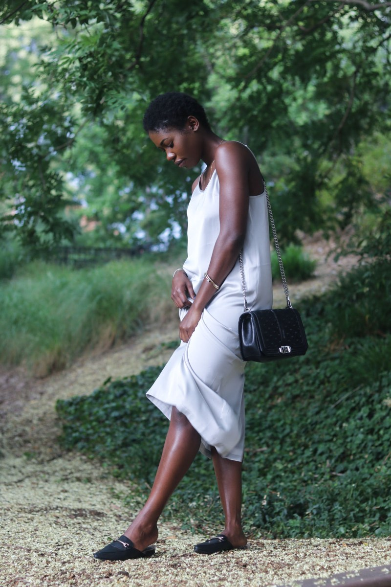 HOW TO REVAMP A SLIP DRESS