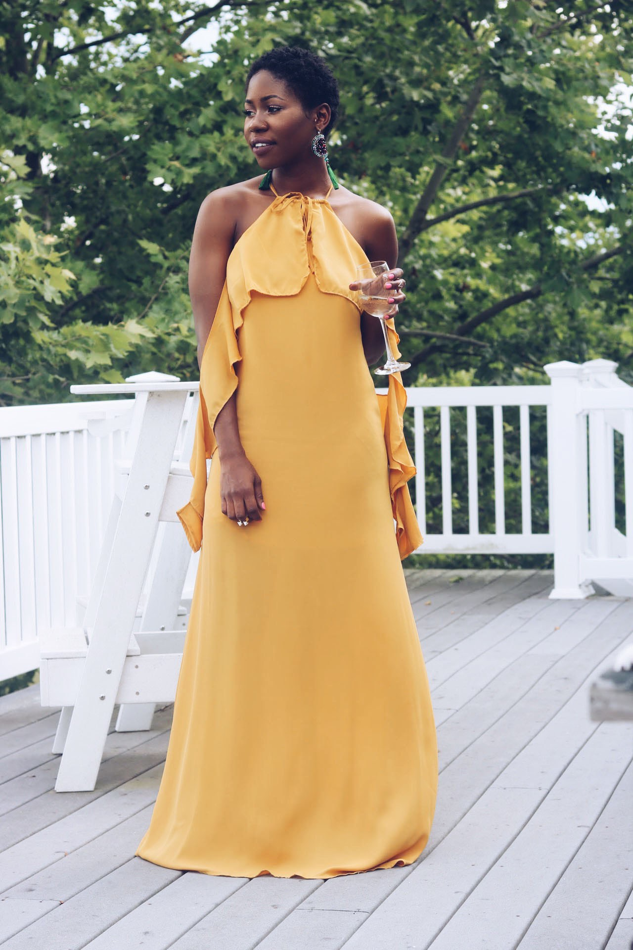 style-synopsis-mustard-frill-dress
