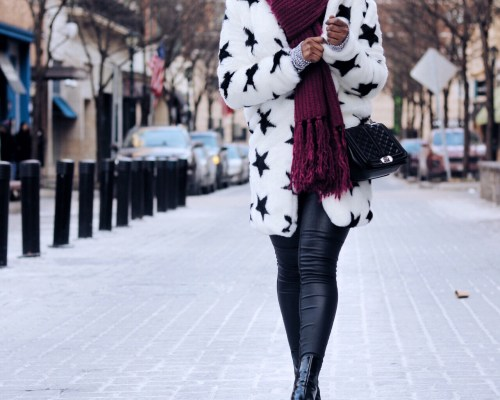 ALT= winter faux fur