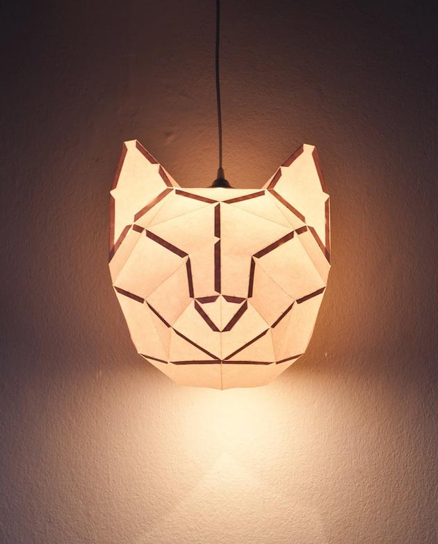Design Animal Inspired Lighting Dog Lamps Cat Lamps