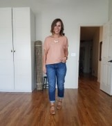 fall outfit 9_12 Two Fold Krissy Tee