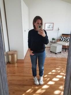 fall outfit 11_4 everlane cashmere sweatshirt