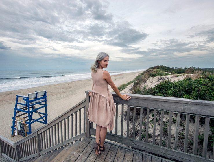 Outer Banks North Carolina Fashion Shoot