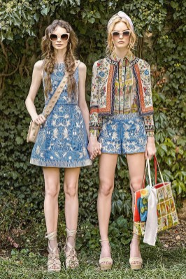 Alice and Olivia SS17 New York Fashion Week Trends Image via Vogue.com