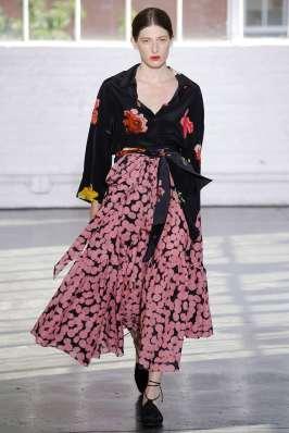 Creatures of Comfort SS17 New York Fashion Week Trends Image via Vogue.com