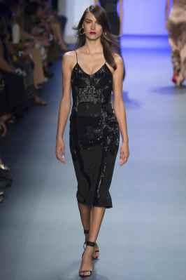 Cushnie et Ochs SS17 New York Fashion Week Trends Image via Vogue.com