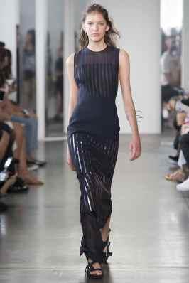 Dion Lee SS17 New York Fashion Week Trends Image via Vogue.com