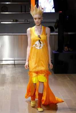 Gypsy Sport SS17 New York Fashion Week Trends Image via Vogue.com