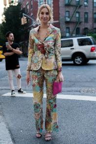 NYFW Street Style September 2016 SS17 Whitney Port