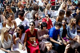 NYFW Street Style September 2016 SS17 Rebecca Minkoff Front Row
