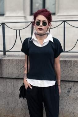 NYFW Street Style September 2016 SS17 Luanna90 Lua Perez