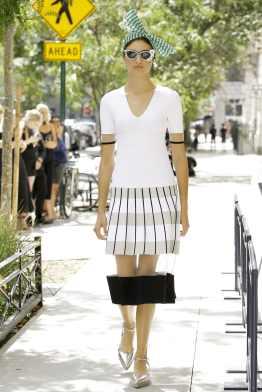 Lela Rose SS17 New York Fashion Week Trends Image via Vogue.com