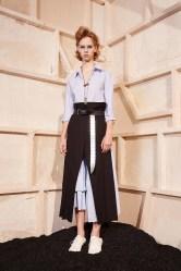 MM6 Maison Martin Margiela London Spring 2017 Trends // Photo via Vogue.com