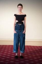 Natasha Zinko London Spring 2017 Trends // Photo via Vogue.com