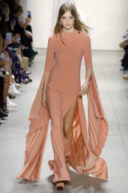 Prabal Gurung SS17 New York Fashion Week Trends Image via Vogue.com