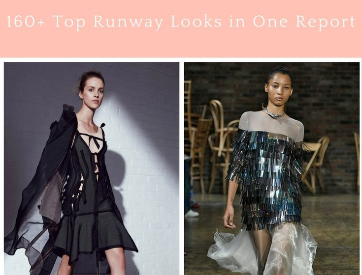SS17 New York Fashion Week Trends Complete Guide with all the Top Looks