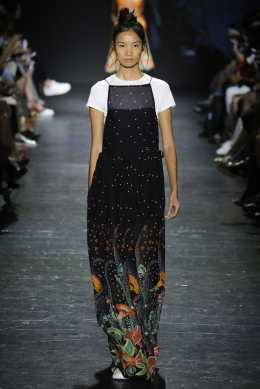 Vivienne Tam SS17 New York Fashion Week Trends Image via Vogue.com