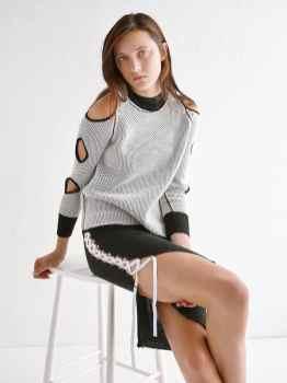 Zoe Jordan SS17 New York Fashion Week Trends Image via Vogue.com