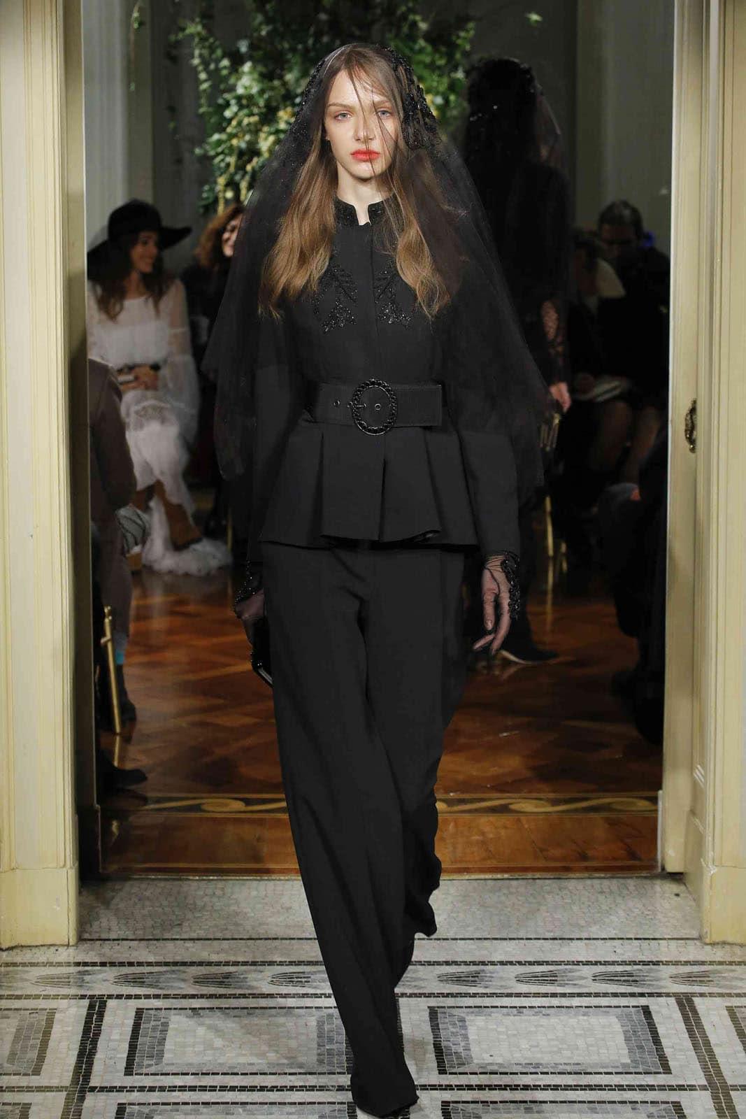 2017 Haute Couture Alberta Ferretti