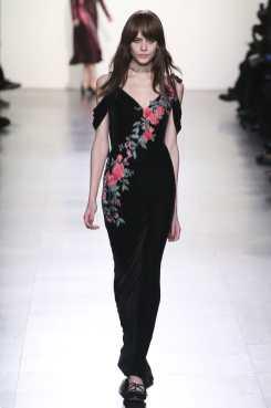 New York Fashion Week 2017 Tadashi Shoji 2