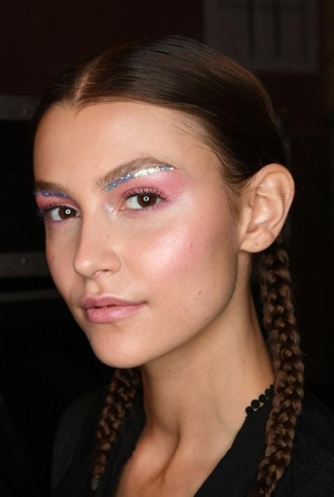Sabinna Spring 2017 creative makeup beauty trends