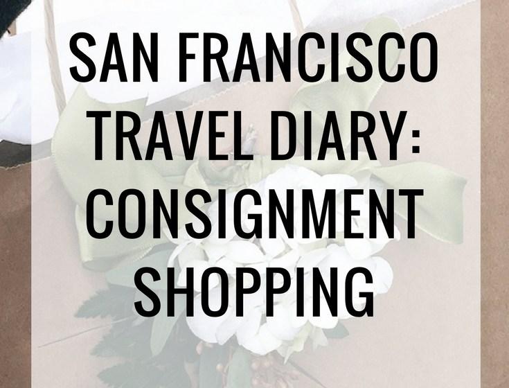 San Francisco Consignment Shopping Guide