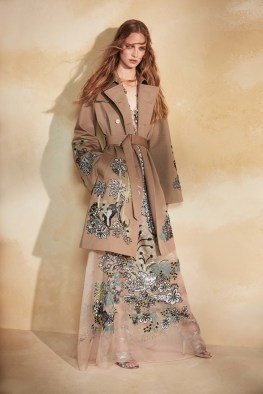 # Most Inspiring Looks from Resort 2018 Runway Collections 4