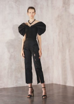 # Most Inspiring Looks from Resort 2018 Runway Collections 50