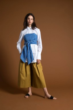 # Most Inspiring Looks from Resort 2018 Runway Collections 107