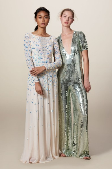 # Most Inspiring Looks from Resort 2018 Runway Collections 114