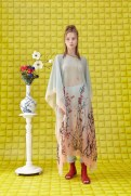 # Most Inspiring Looks from Resort 2018 Runway Collections 126