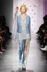 ANNA SUI New York Fashion Week Spring 2020 ©Imaxtree
