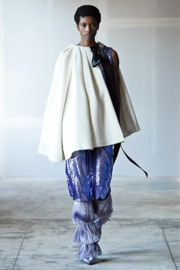 Adam Lippes New York Fashion Week Spring 2020 ©Imaxtree