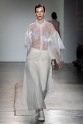 Bailuyu New York Fashion Week Spring 2020 ©Imaxtree