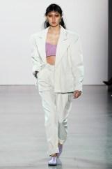 Barragan New York Fashion Week Spring 2020 ©Imaxtree