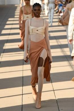 Dion Lee New York Fashion Week Spring 2020 ©Imaxtree