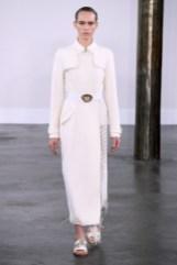 Gabriela Hearst New York Fashion Week Spring 2020 ©Imaxtree