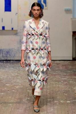 Jonathan Cohen New York Fashion Week Spring 2020 ©Imaxtree